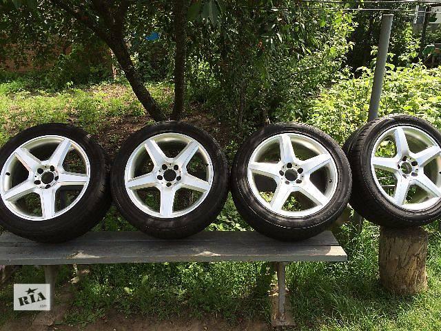 Б/у шины для  Mercedes S-Class 255\45\18- объявление о продаже  в Полтаве