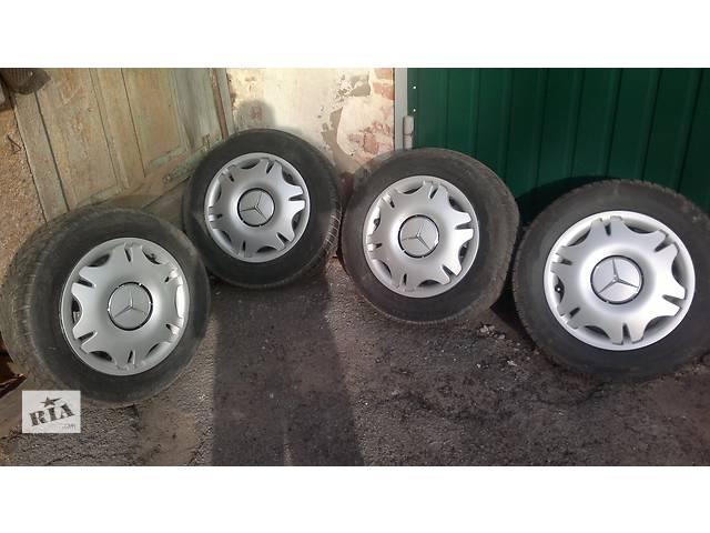 Б/у шины для минивена Mercedes Vito- объявление о продаже  в Ровно
