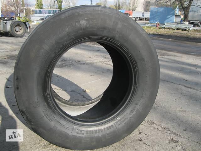 продам  шина б/у  MICHELIN XTA2 ENERGY 445/45 R 19.5 бу в Днепре (Днепропетровске)
