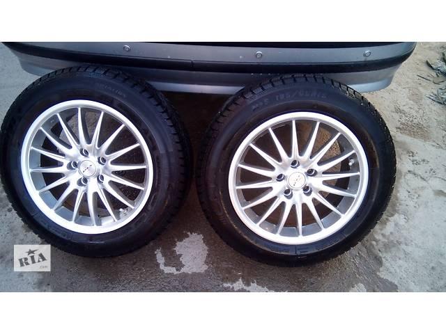бу Б/у шины для седана Volkswagen Polo в Житомире