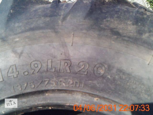 Б/у шины для спецтехники- объявление о продаже  в Житомире
