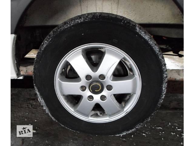 бу Б/у Шини, диски R16 Volkswagen Crafter Фольксваген Крафтер 2.5 TDI 2006-2010 в Рожище