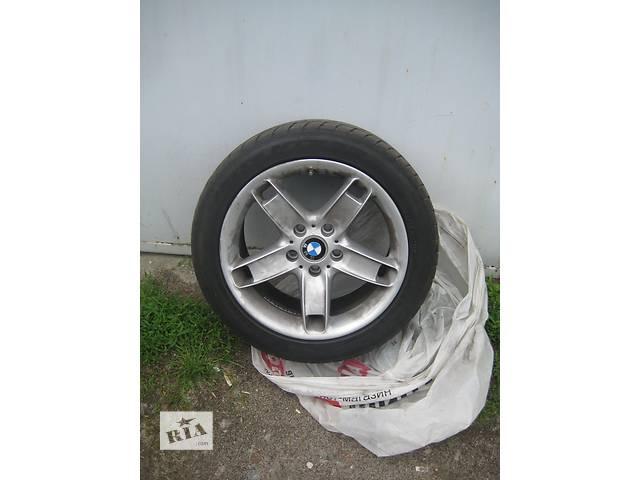 бу Б/у шины летняя резина с дисками 17 радиус для BMW в Киеве