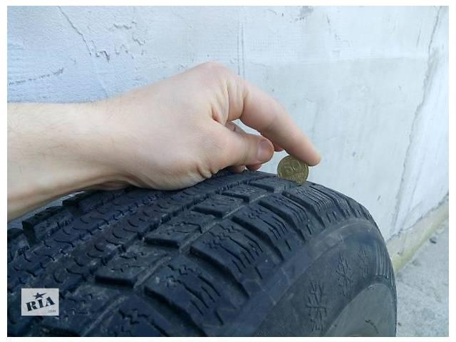 купить бу Б/у шины Michelin Alpine 175/80 R14, зима в Виннице
