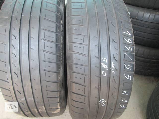 бу Б/у шины R15 195/55 Dunlop в Львове