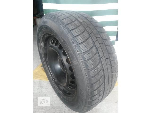 Б/у шина с диском Michelin225/55/R16 легковой.- объявление о продаже  в Виннице