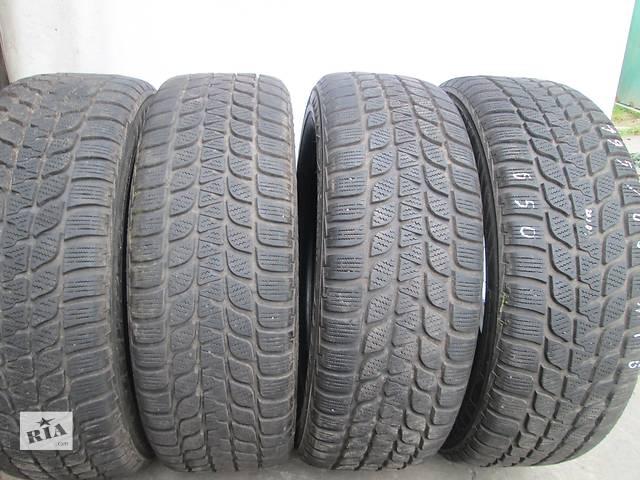 бу Б/у шины R16 195/60 Bridgestone в Львове