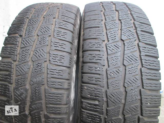 Б/у шины R16C 215/65 Michelin- объявление о продаже  в Львове