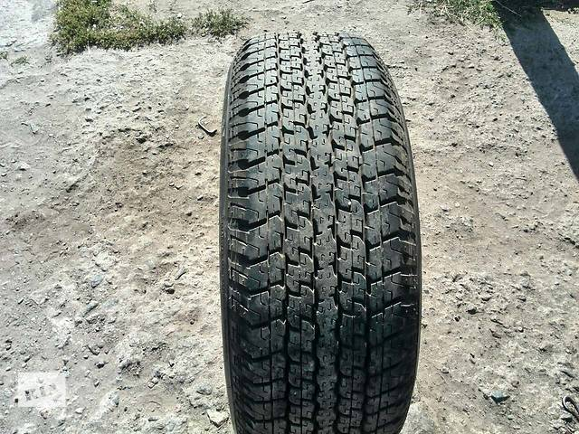 Б/у шина R17 265/65 Bridgestone Dueler- объявление о продаже  в Николаеве