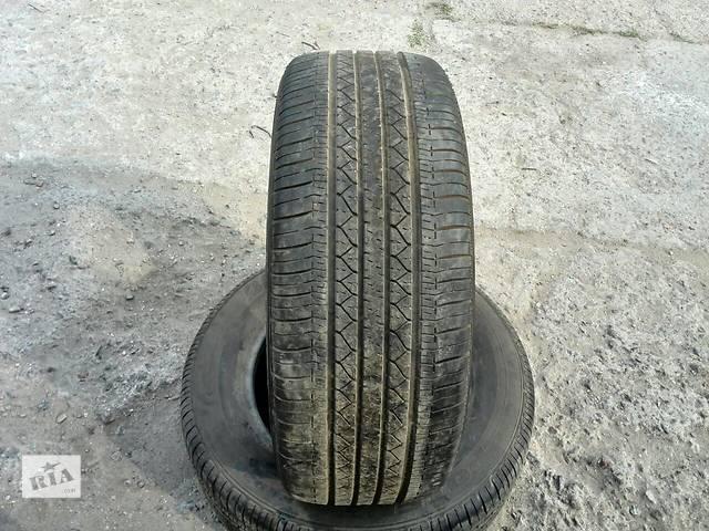 купить бу Б/у шины R18 265/60 Bridgestone Potenza для легкового авто в Киеве