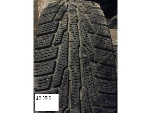 продам  Б/у шины R18 зима для легкового авто бу в Одессе