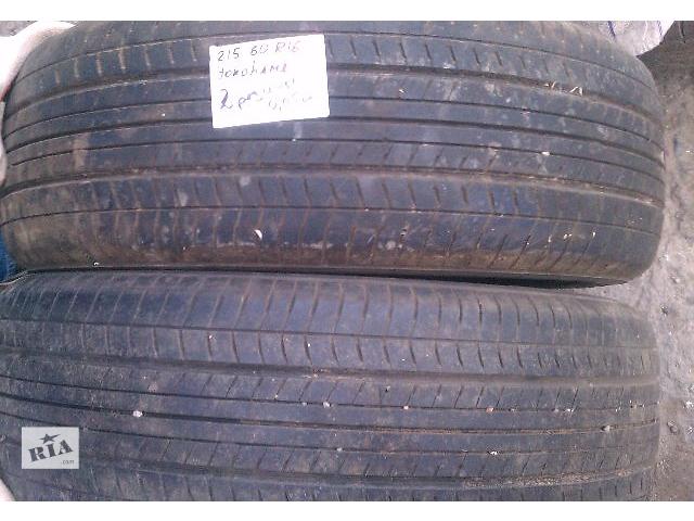 продам Б/у шины Yokohama 215/60 R16 бу в Киеве