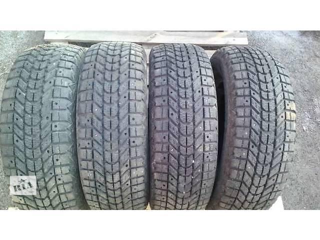 купить бу Б/у шины зимние Firestone Winterforce 205 65 r15 в Фастове