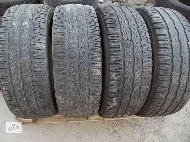 купить бу Б/у шины зимние Michelin 235 65 r16c в Фастове