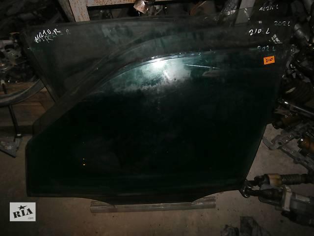 купить бу Б/у скло дверей для седана Mercedes E-Class в Львове