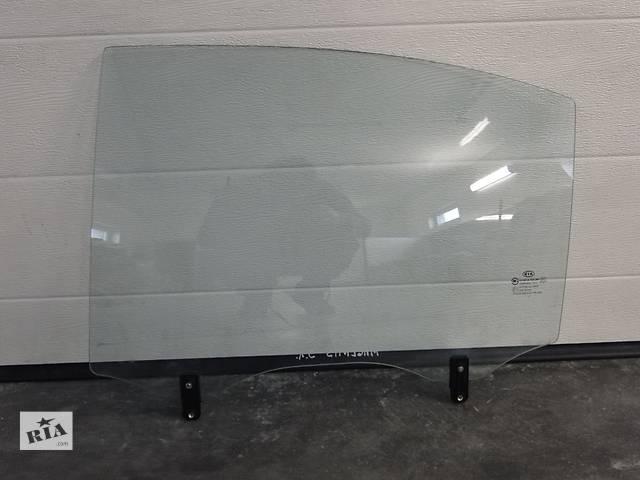 Б/у скло дверей заднє ліве для легкового авто KIA Magentis 06-10р.- объявление о продаже  в Львове
