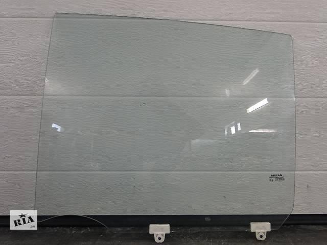 Б/у скло дверей заднє ліве для легкового авто Nissan Tiida 06-12р.- объявление о продаже  в Львове