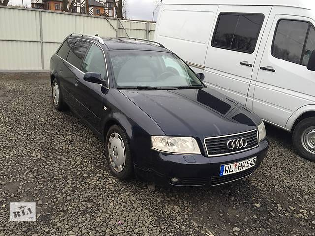 купить бу Б/у скло лобове/вітрове для легкового авто Audi A6 в Луцке