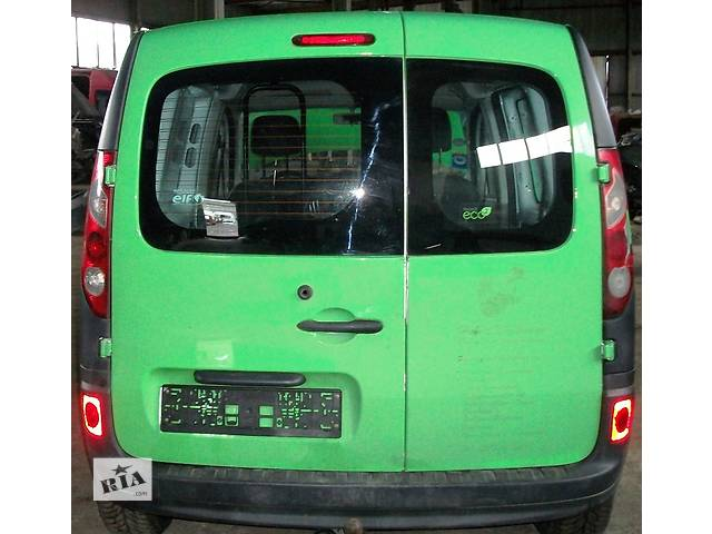 Б/у Скло Стекло дверей ляды розпашенки Renault Kangoo Кенго 1,5 DCI К9К 2008-2012- объявление о продаже  в Рожище