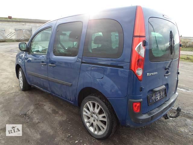 купить бу Б/у Скло Стекло дверей ляды розпашенки Renault Kangoo Кенго 1,5 DCI К9К 2008-2012 в Рожище