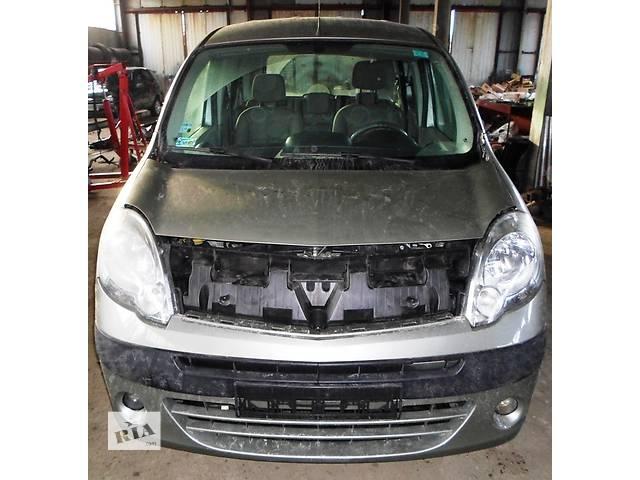 купить бу Б/у Скло Стекло лобовое с сенсором дождя Renault Kangoo Кенго 1,5 DCI 2008-2012 в Луцке