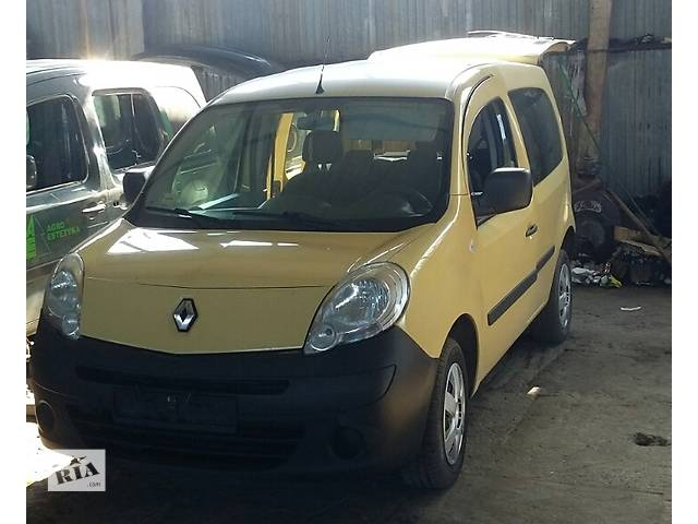 продам Б/у Скло Стекло лобовое с сенсором дождя Renault Kangoo Кенго 1,5 DCI 2008-2012 бу в Луцке