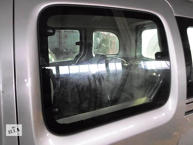 Б/у Скло стекло жабра Renault Kangoo,Рено Канго, Кенго 2008-2012- объявление о продаже  в Рожище