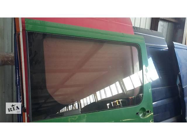 бу Б/у Скло в зсувні двері Стекло сдвижной двери Volkswagen Crafter Фольксваген Крафтер 2006-2010 в Рожище