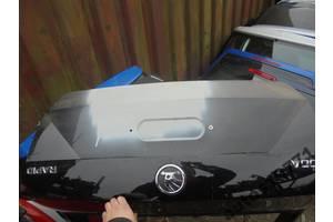 б/у Крышка багажника Skoda Rapid