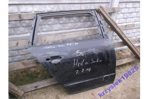 б/у Дверь задняя Skoda SuperB