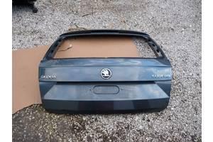 б/у Крышка багажника Skoda SuperB
