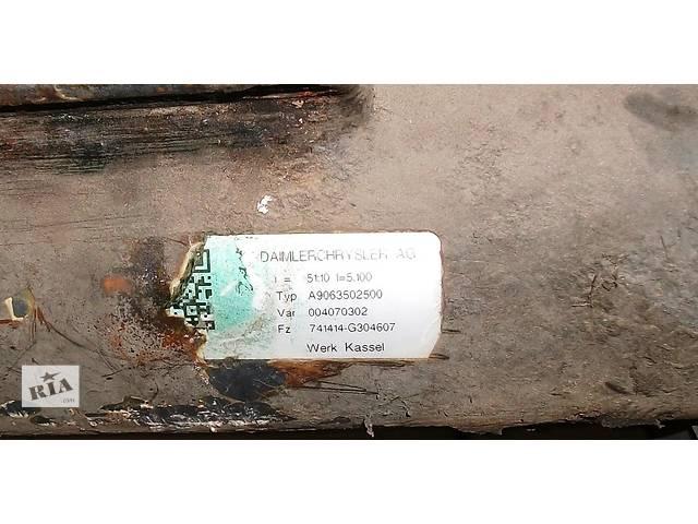 Б/у Скоростной мост ведущий задний 48*13, 48*11(спарка), 52*11, 51*13 Спринтер Mercedes Sprinter 06-11- объявление о продаже  в Луцке