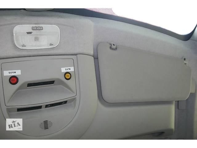 купить бу Б/у солнцезащитный козырек для легкового авто Fiat Scudo Скудо с 2007г. в Ровно