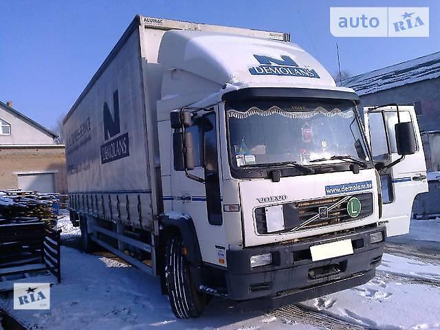 купить бу Б/у спойлер для грузовика Volvo FL в Тернополе