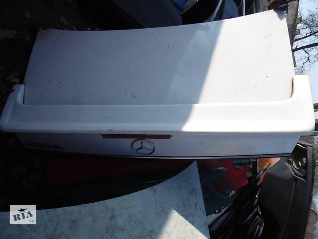 бу Б/у спойлер для легкового авто Mercedes 123 в Дубно (Ровенской обл.)