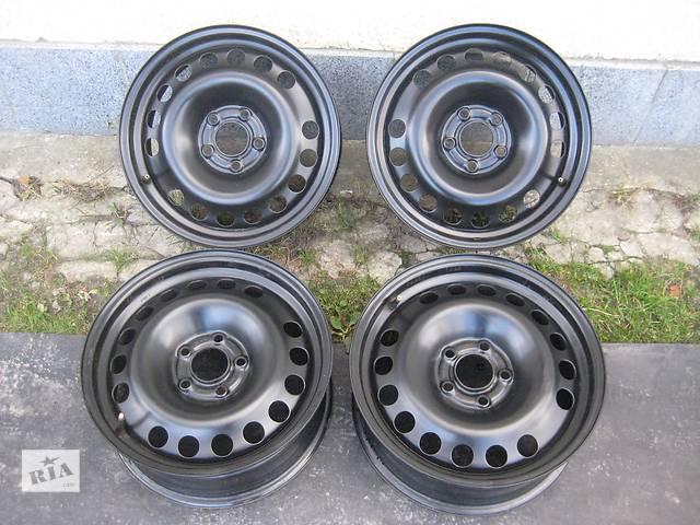 купить бу Б/у стал.диски для легкового авто Mitsubishi Grandis, R16, 6,5J*16, 5*114,3, ET46, D=67,1 в Житомире