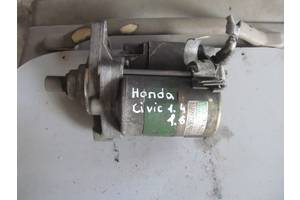 б/у Стартеры/бендиксы/щетки Honda Civic