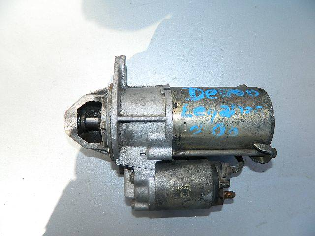 Б/у стартер/бендикс/щетки для легкового авто Daewoo Nubira 1.6 1997-2003г.- объявление о продаже  в Буче