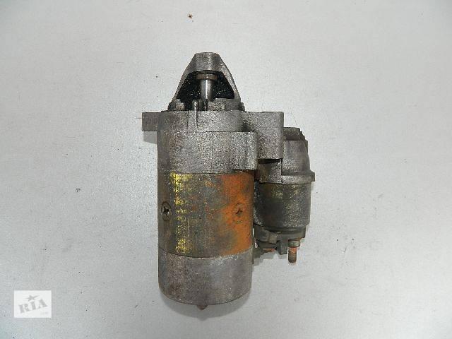 Б/у стартер/бендикс/щетки для легкового авто Fiat Albea 1.4,1.6 1996-1998г.- объявление о продаже  в Буче