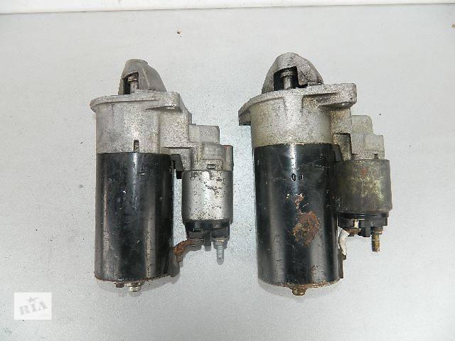 купить бу Б/у стартер/бендикс/щетки для легкового авто Fiat Bravo 1.9TD,D,JTD 1996-2008г. в Буче