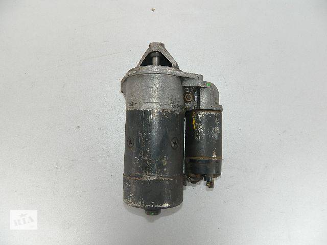 бу Б/у стартер/бендикс/щетки для легкового авто Ford Escort 1.1,1.3,1.4,1.6 1980-1995г. в Буче
