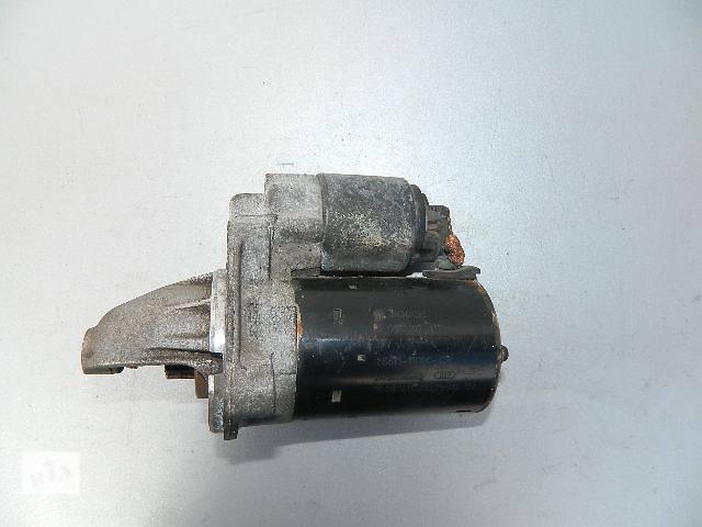 Б/у стартер/бендикс/щетки для легкового авто Ford Fiesta 1.25,1.4,1.6 1995-2002г.- объявление о продаже  в Буче
