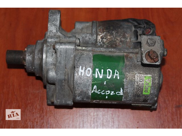 купить бу Б/у стартер/бендикс/щетки для легкового авто Honda Accord/Civic 1991-2000 в Тернополе