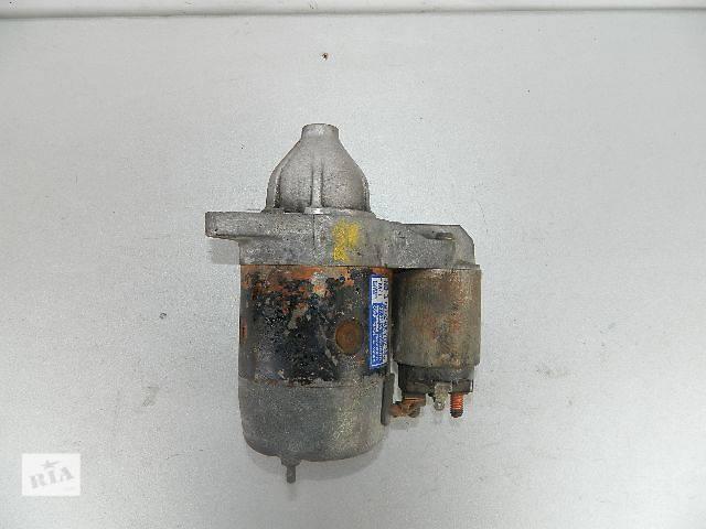продам Б/у стартер/бендикс/щетки для легкового авто Mazda 121 1.1,1.3 1987-1993г. бу в Буче (Киевской обл.)