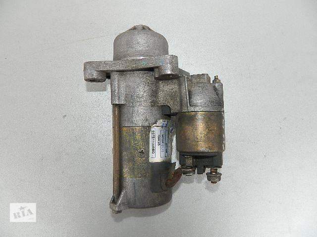 бу Б/у стартер/бендикс/щетки для легкового авто Mazda 121 1.3 1990-2003г. в Буче