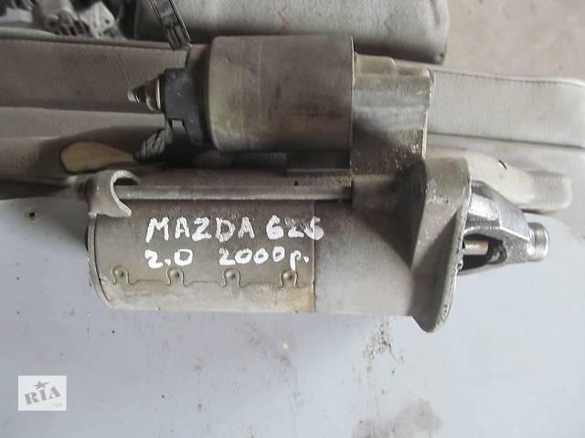 купить бу Б/у стартер/бендикс/щетки для легкового авто Mazda 626 в Яворове