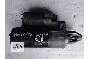 б/у Стартеры/бендиксы/щетки Mercedes E-Class