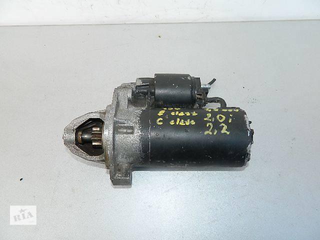 продам Б/у стартер/бендикс/щетки для легкового авто Mercedes T2/N1 510 1986-1994г. бу в Буче
