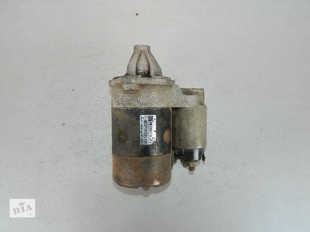 продам Б/у стартер/бендикс/щетки для легкового авто Mitsubishi Pajero 1.6,1.8,2.0 1999-2007г. бу в Буче (Киевской обл.)
