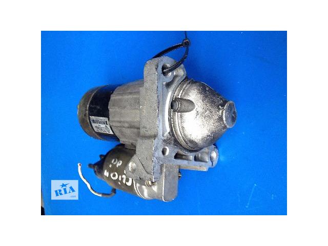 продам Б/у стартер/бендикс/щетки для легкового авто Nissan Almera 1.5 DCI (M000T91581) бу в Луцке